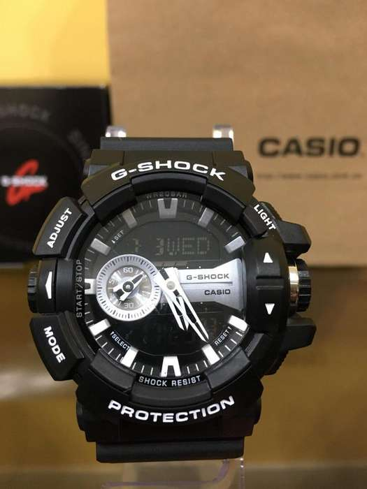 Casio G-shock Ga-400 / Ga-110