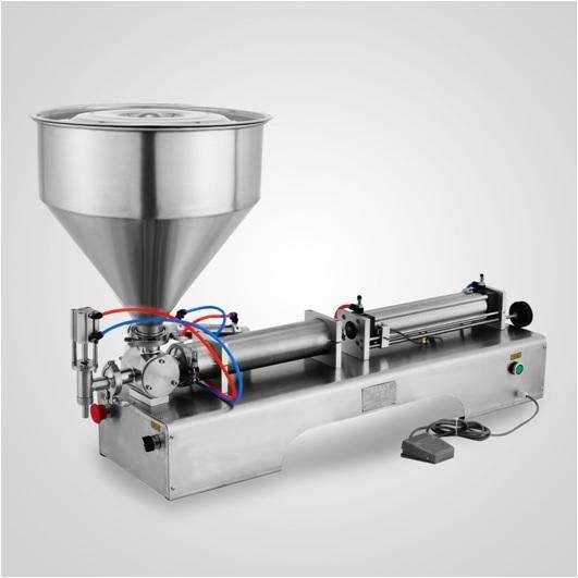 Dosificadora Mezcladora De Liquidos Semiviscosos 100 1000ml