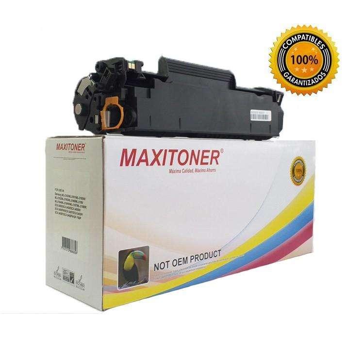 Toner Hp 30a Cf230a / Laserjet Pro M203, M227fdn Sin Chip