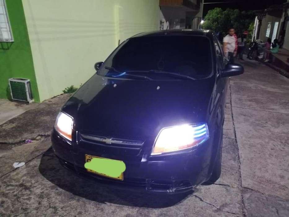 Chevrolet Aveo 2008 - 128900 km