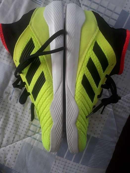 Zapatos Adidas Predator Vendo Cambio 9.5