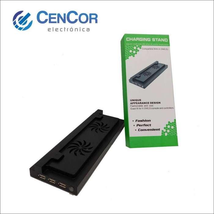Base Cooler Xbox One S! Cencor Electrónica