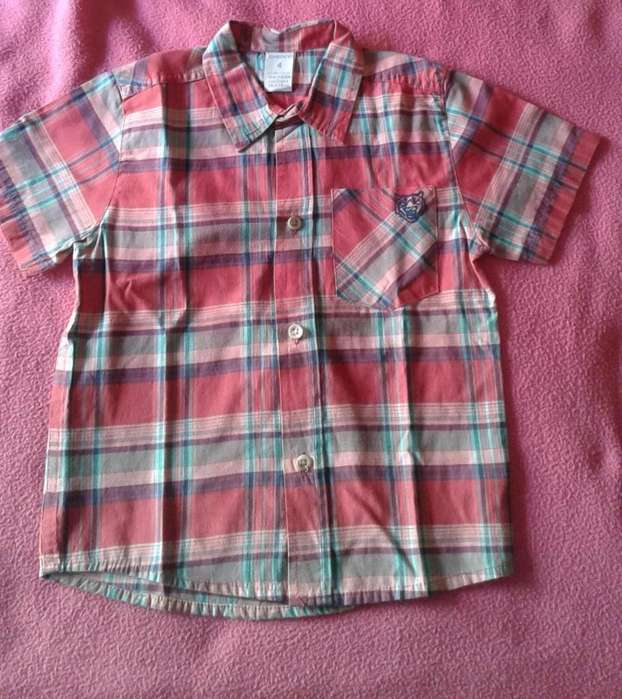 Camisa Cheeky talle 4