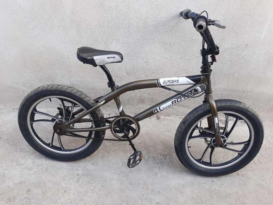 Bicicleta Baiquer Negociable