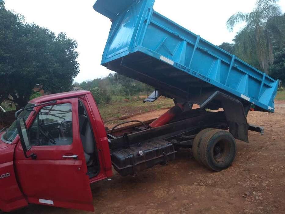 Camion Volcador Ford 400