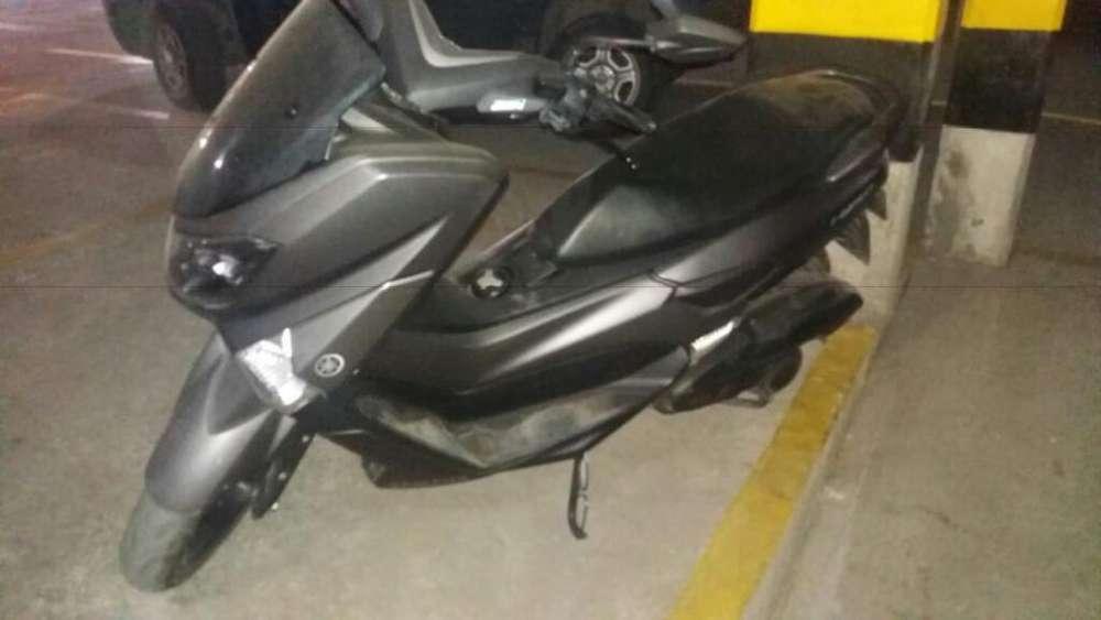 Vendo Moto <strong>yamaha</strong> Nmax 155cc Al Dia