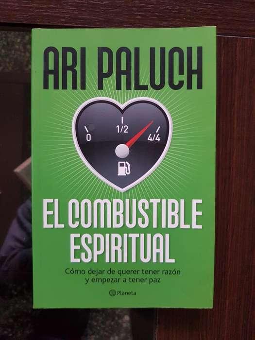 LIBRO El combustible espiritual Ari Paluch
