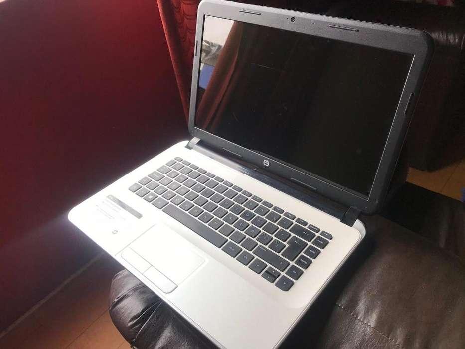 Remato! Laptop HP en perfecto estado 9 de 10
