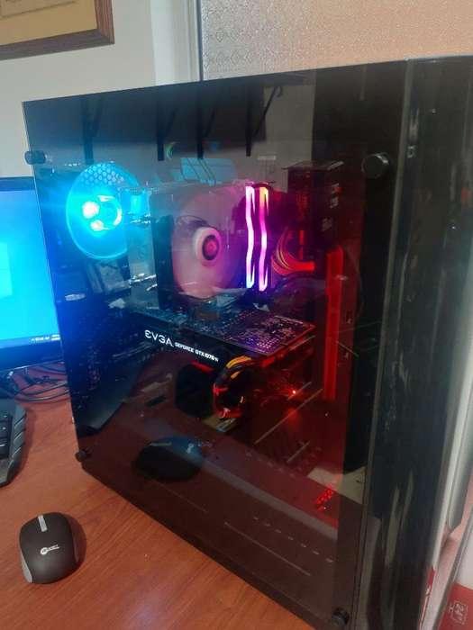Cpu Gamer Core I5 8400 Gtx 1070ti M2