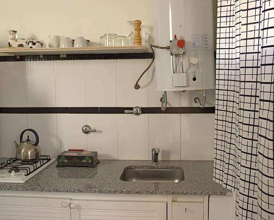 zb03 - Casa para 2 a 5 personas con pileta y cochera en Villa De Merlo