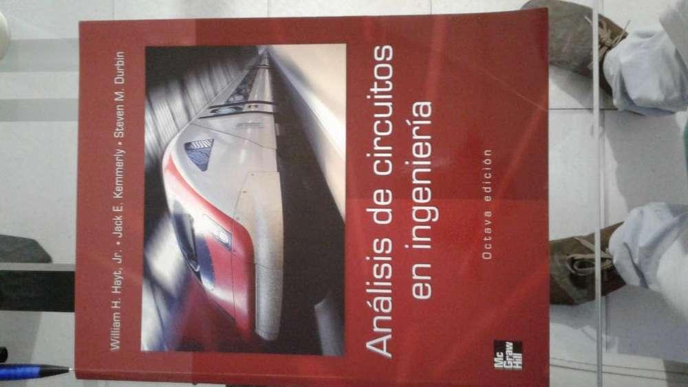 ANÁLISIS DE CIRCUITOS EN INGENIERÍA Hayt William / Kemmerly Jack / Durbin Steven M. 8a. Edición