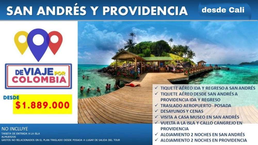 San Andres Y Providencia Plan Combinado