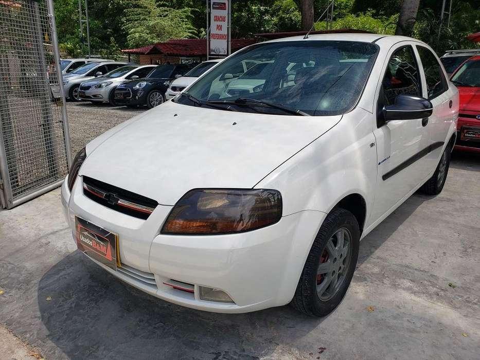 Chevrolet Aveo 2008 - 126199 km