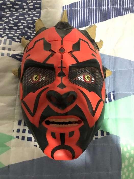 Mascara Electronico de Darth Maul