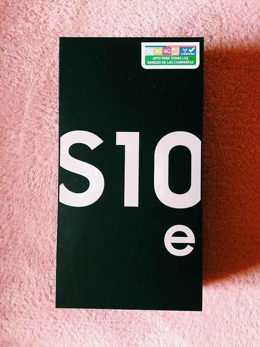Vendo Nuevo Samsung S10 E