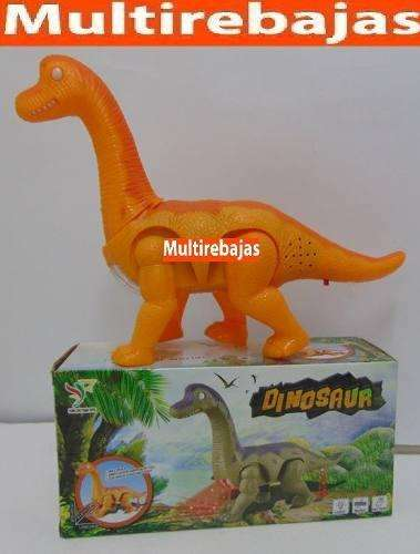 Dinosaurio Camina Hace Ruido