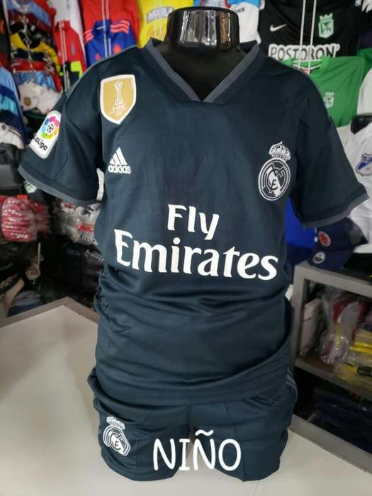 Camiseta Real Madrid para Niño