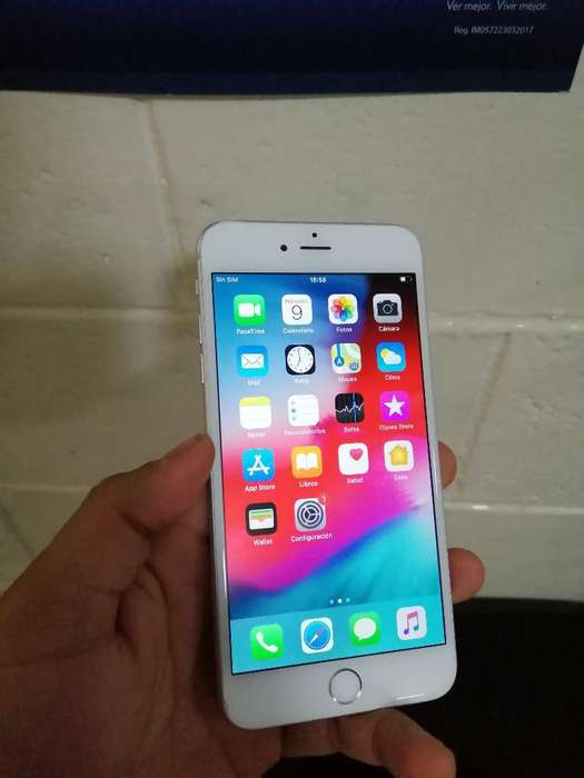 Vendo iPhone 6 Plus de 16gb Liberado de