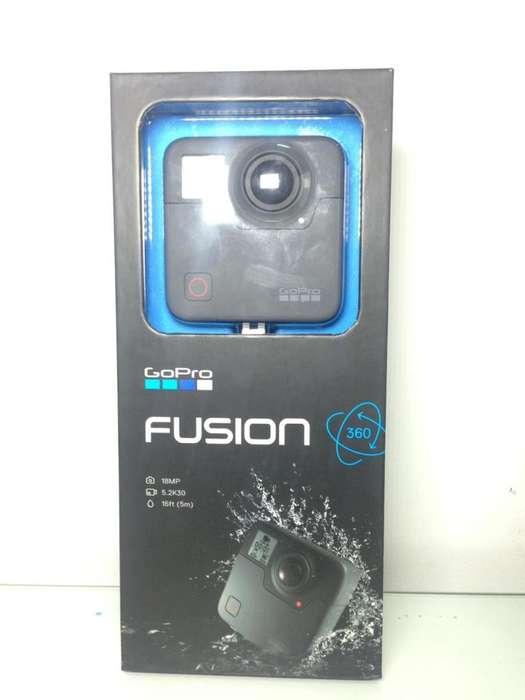Go Pro fusion 360