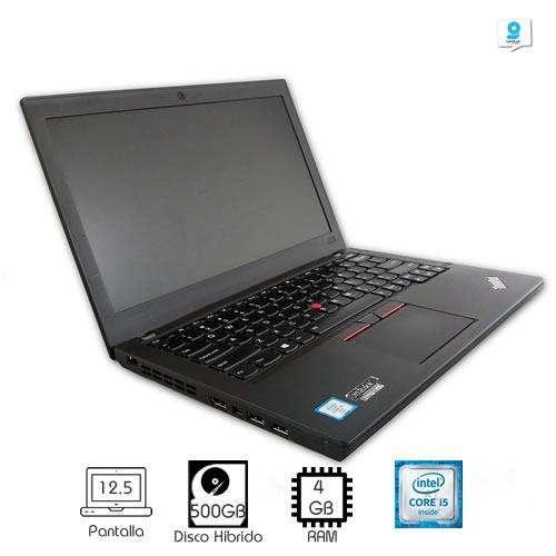 LAPTOP LENOVO THINKPAD X260 i5-6200U 4GB RAM 500 SSHD 12.5