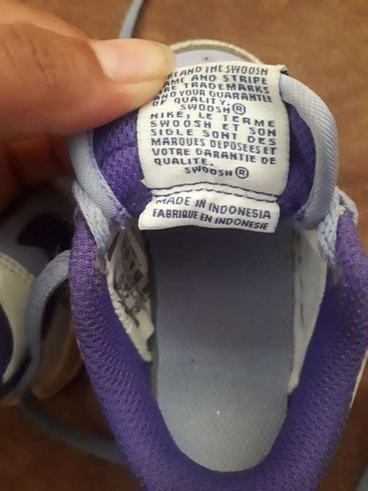 Zapatos de Niño T/5 Marca Nike Y Disney