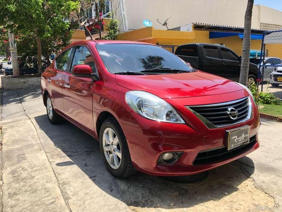 Nissan Versa 2013 - 62500 km