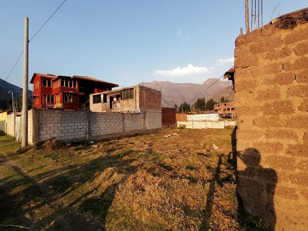 Vendo terreno en valle sagrado  calca  Cusco