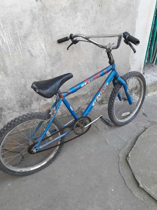 Vendo Bicicleta de Rodado 20