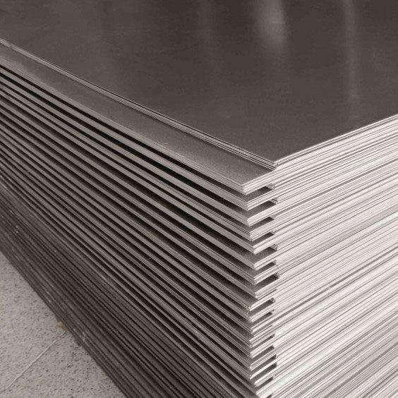 Plancha De Acero Inoxidable Laminado En Frío, 3mm De Espesor