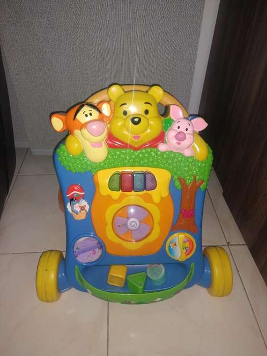 Caminador Winnie Pooh