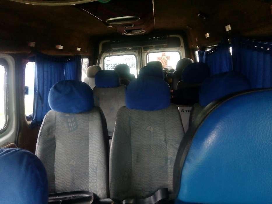 Vendo Minibus 13 Wassap 3624303314