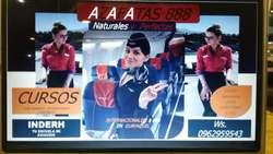 !! Cursos de Azafatas en Vivo Aeropuerto