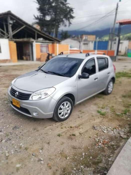 Renault Sandero 2012 - 54000 km