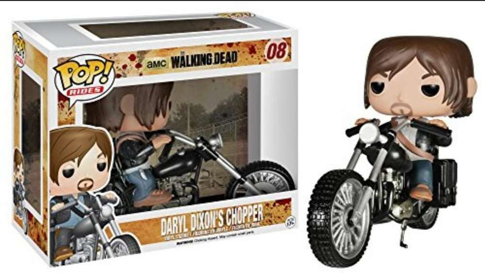 Funko Pop! The Walking Dead, Daryl Dixon