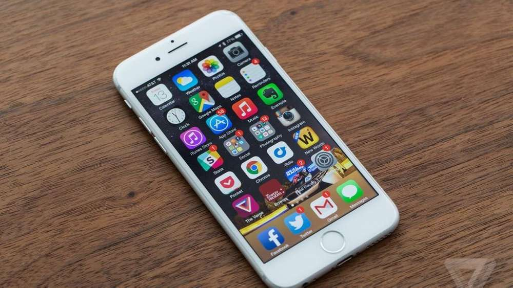 iPhone 6S de 64 se vende o cambia