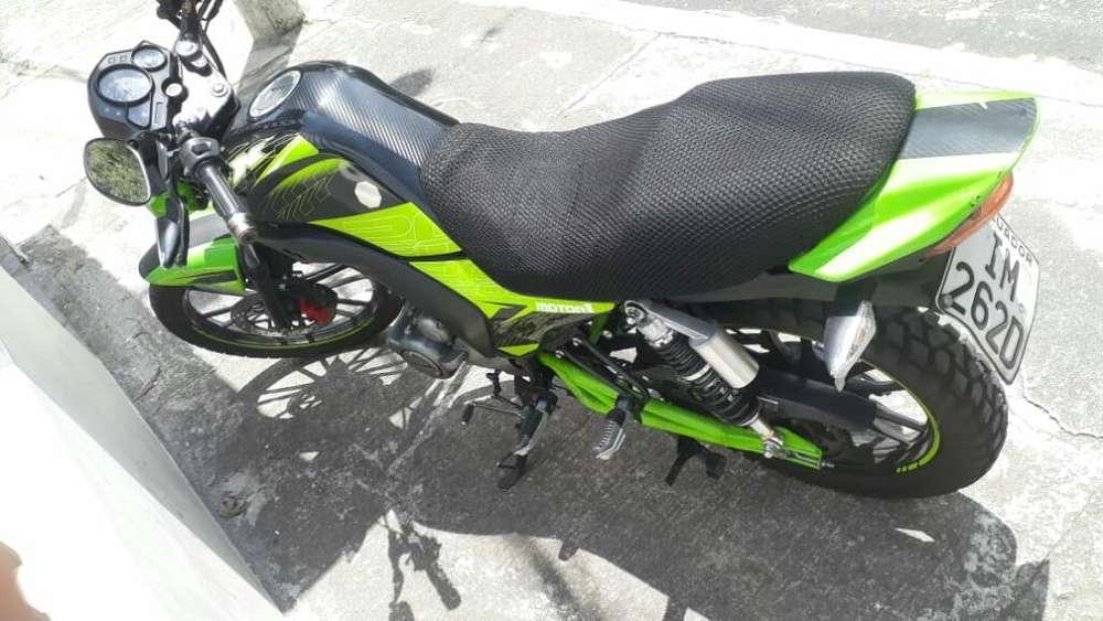 Moto 200 Motor Uno