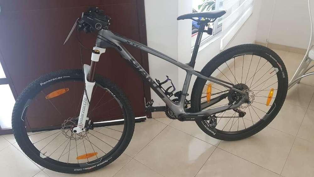 Bicicleta Giant Xtc