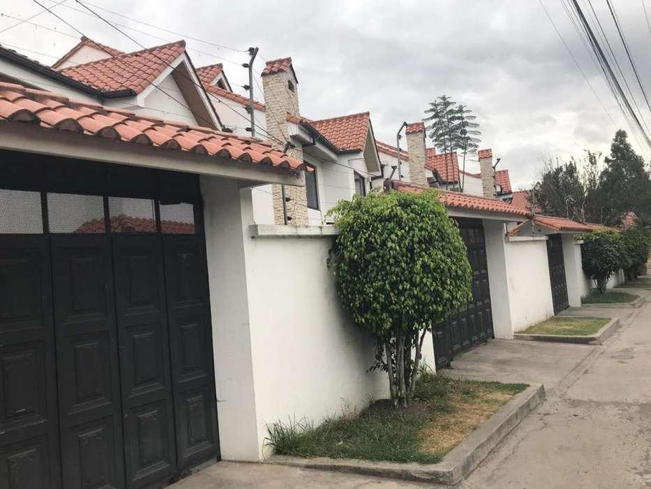 Fiallos vende casa Tumbaco