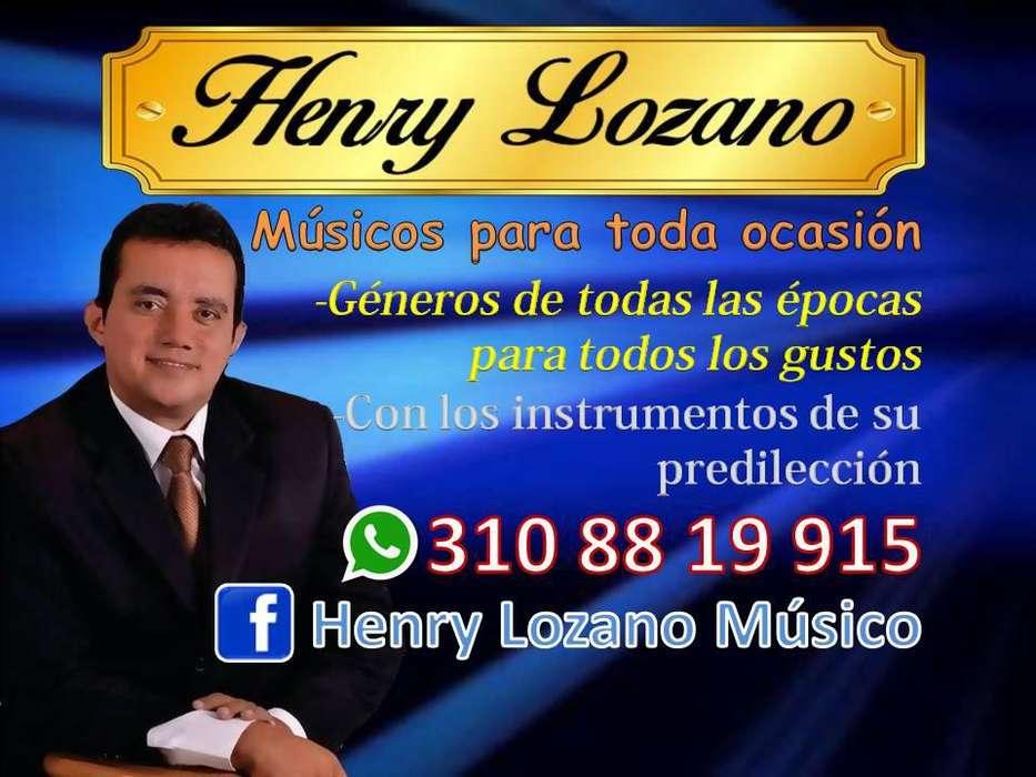 HENRY MÚSICOS: SERENATAS, FIESTAS, BODAS, QUINCES, MISAS... BUCARAMANGA, FLORIDABLANCA, GIRÓN, PIEDECUESTA Y MÁS.