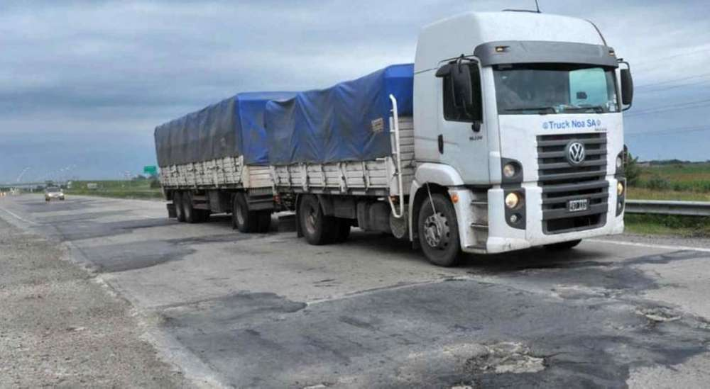 Se Busca Chofer Camiones