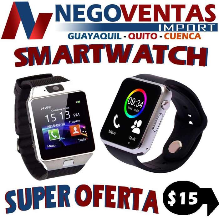 SMART WATCH DZ09 DE OFERTA