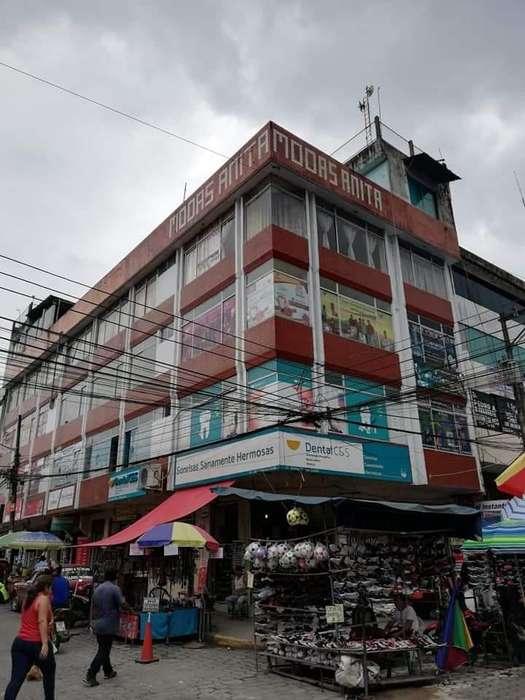 En venta Edificio Rentero sector Santo Domingo de los Tsachilas, Zona Comercial y Centrica Municipal.
