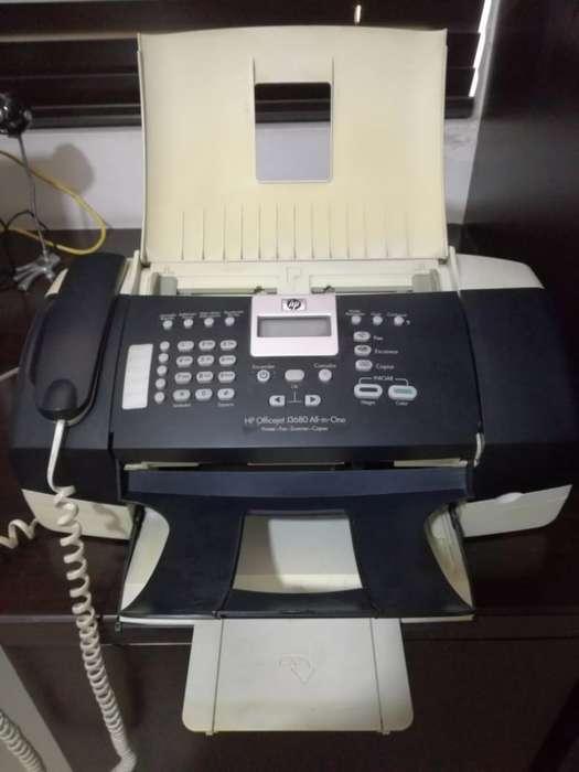 vendo impresora multifucional