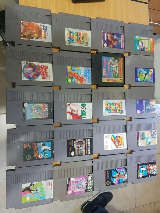 Juegos Nintendo Clasico