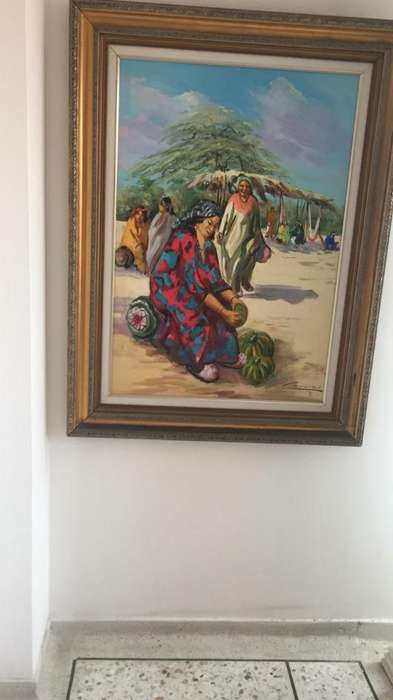 <strong>pintura</strong> Indias Guayu