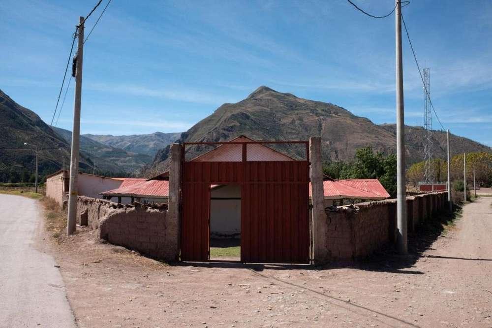 Venta de terreno en Andahuylillas