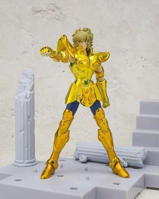 Figura Dd Panoramation Leo-lightning In The Palace