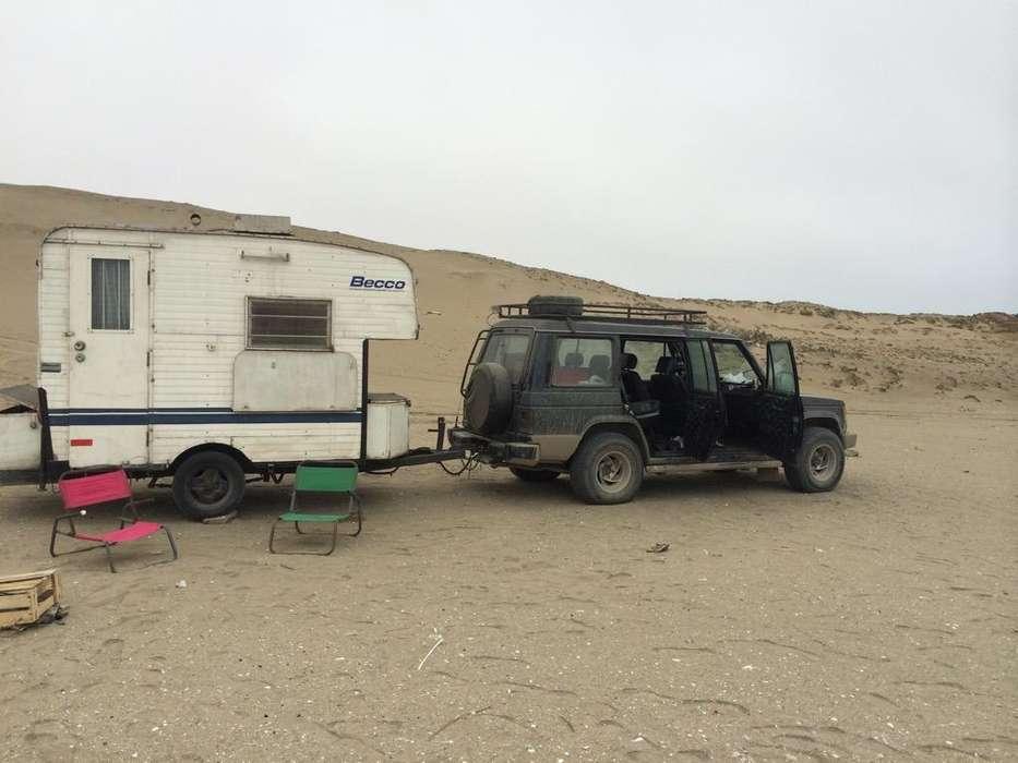 Camper Casa Rodante