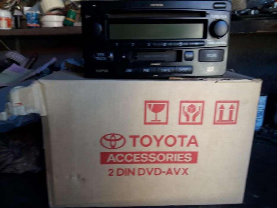 Vendo Stereo Toyota