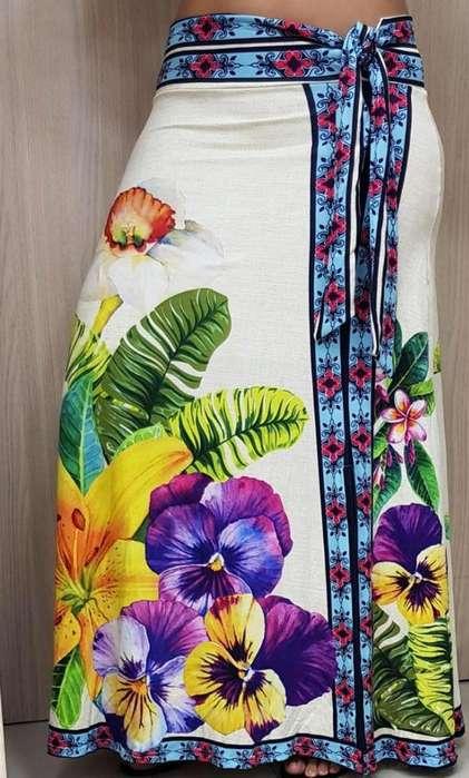 Vestidos Y Faldas Piel de Durazno